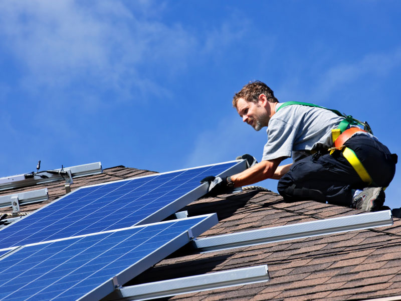solar power installation los angeles